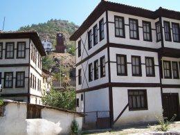 Tarihi Bolu Evleri