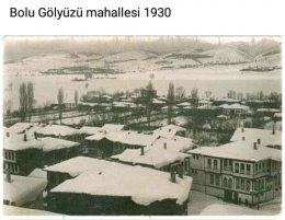 1930 ler Gölyüzü Mahallesi