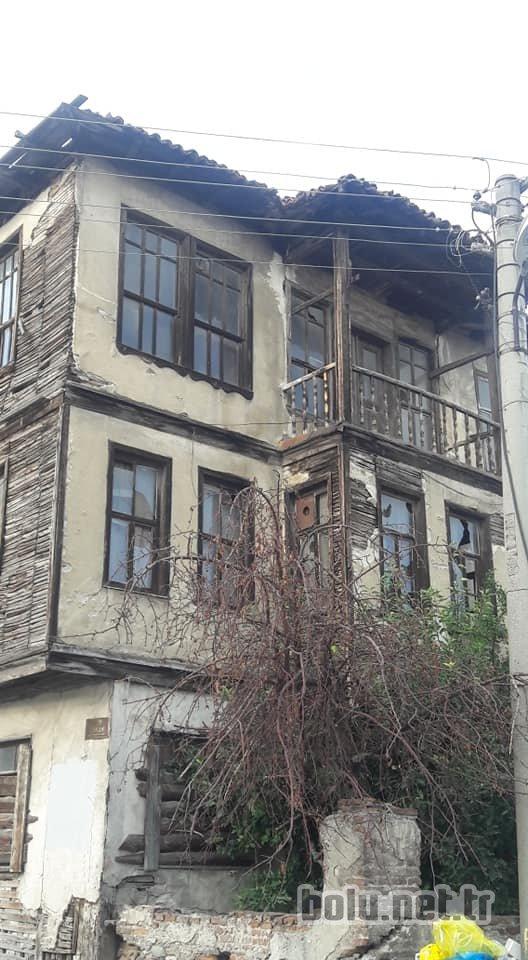 Eski Bolu Evleri