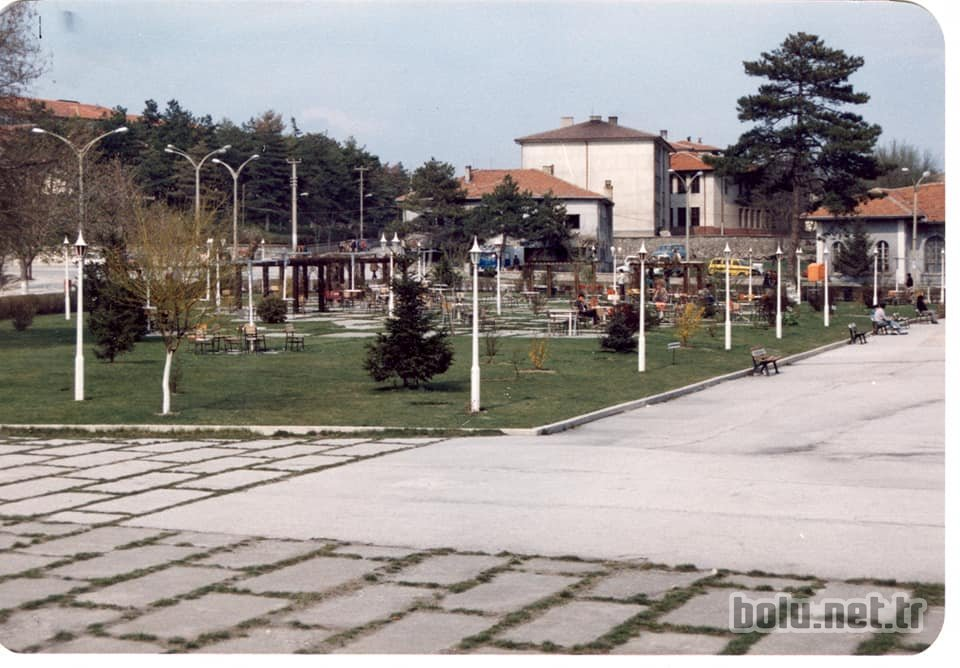 Eski Bolu Anıt Park Civarı